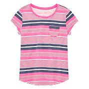 Arizona Girls Short Sleeve T-Shirt - Girls' 7-16 and Plus