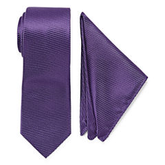 U.S. Polo Assn. Solid Tie Set