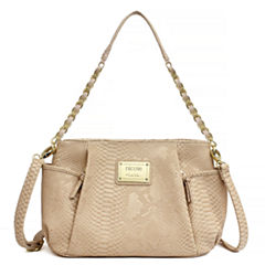 Nicole By Nicole Miller Suzie Large Shoulder Bag
