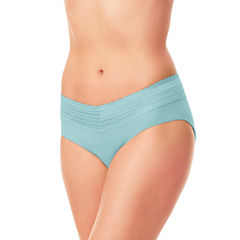 Warner's No Pinching, No Problems.® Lace-Trim Hipster Panties - 5609