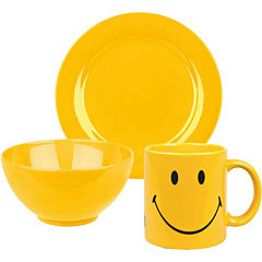 Waechtersbach Smiley 3-pc. Dinnerware Set