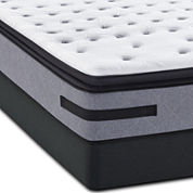 Sealy® Posturepedic Jamarion Cushion Firm Tight Top Mattress + Box Spring