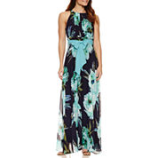 R & K Originals Sleeveless Maxi Dress
