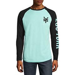 Zoo York Long Sleeve Crew Neck T-Shirt