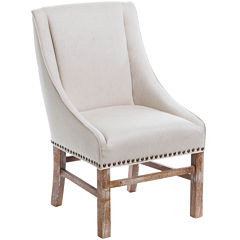 Jace Dining Chair with Nailhead Trim