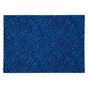 Outdoor Oasis™ Submerge Set of 4 Blue Placemats