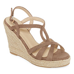 GC Shoes Cali Womens Wedge Sandals