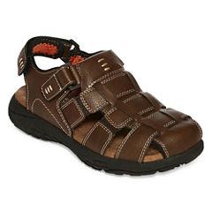 Arizona Darcy Boys Strap Sandals - Little Kids/Big Kids