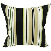 Lancaster Stripe Outdoor Pillow