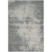 Momeni® Cracked Concrete Rectangular Rug