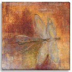 Dragonfly II Canvas Wall Art