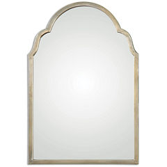 Brayden Petite Silver Wall Mirror