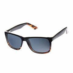 Claiborne Full Frame Square UV Protection Sunglasses-Mens