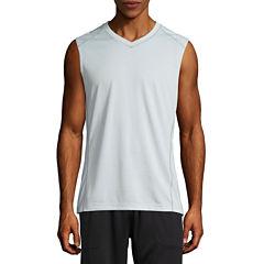 Msx By Michael Strahan Sleeveless Crew Neck T-Shirt