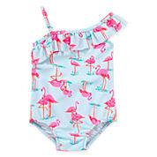 Carter's® Flamingo Swimsuit - Girls 3m-24m