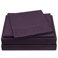 Cathay Home Love Knot Sheet Set