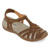 Zibu™ Beena Ankle Strap Casual Shoes