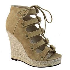 Michael Antonio Gizi Womens Wedge Sandals
