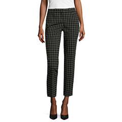 Worthington® Slim-Fit Ankle Pants