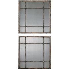 Saragano Square Set of 2 Decorative Wall Mirrors
