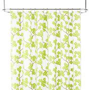 Maytex Mills Haiku PEVA Shower Curtain
