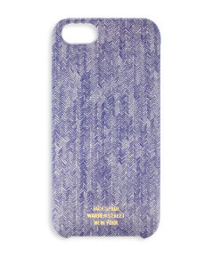 Hand Drawn Herringbone iPhone 5 Hard Case