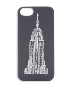 Empire State iPhone 5 Soft Case