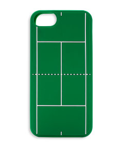 Hard Court iPhone 5 Soft Case