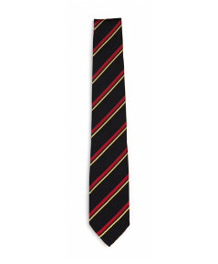 Multi Bar Silk Tie