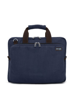Nylon Canvas City Briefcase