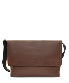 Mill Leather Field Messenger