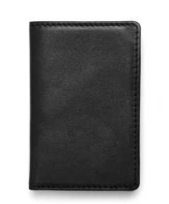 Mill Leather Clip & Fold Wallet