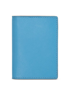 Wesson Leather Vertical Flap Wallet