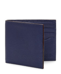 Wesson Leather Bill Holder