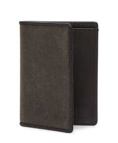 Waxwear Vertical Flap Wallet