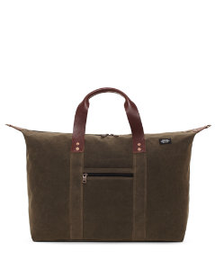Waxed 18 oz. Canvas Wing Duffle