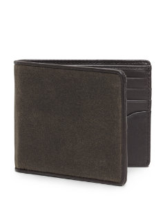 Waxwear International Wallet