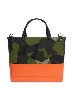 Swedish M90 Cordura Dipped Coal Bag
