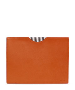 Wesson Leather Landscape Tablet Slip