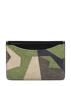 Swedish M90 Camo Credit Card Holder