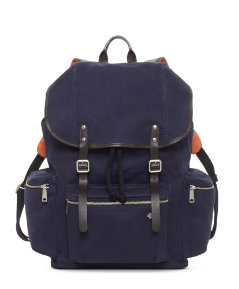 Field Canvas Backpack