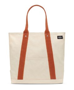 Reversible Dirty Beach Tote