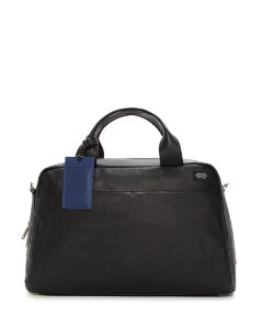 Mason Leather Travel Duffle