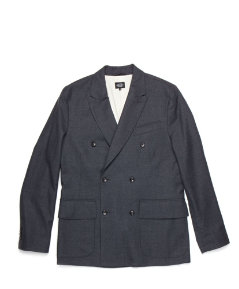 Row Double-Breasted Sportcoat
