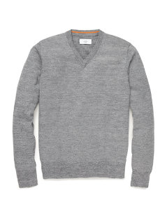 Emmet V-Neck Sweater