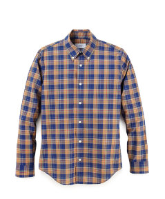 Clarman Plaid Shirt