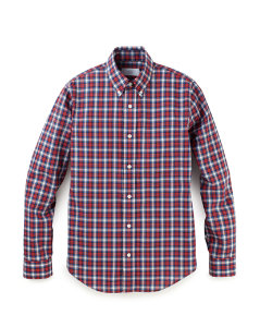 Phillips Plaid Shirt