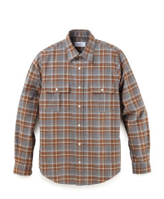 Lesco Plaid Shirt