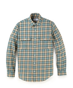 Webster Plaid Shirt