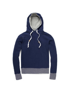 Willis Hooded Sweatshirt